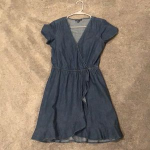 Jcrew Mercantile Jean dress, size extra small